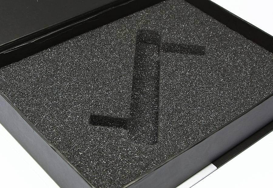 inlays aus schaumstoff gestanzt nach ma als sonderanfertigung. Black Bedroom Furniture Sets. Home Design Ideas