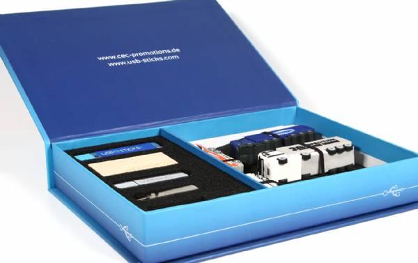 Magnetbox für Muster / Präsentationsverpackung