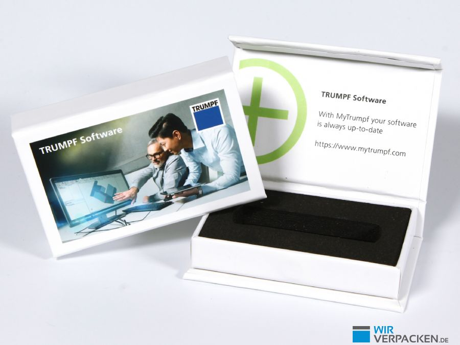 Trumpf Software Dongle Box