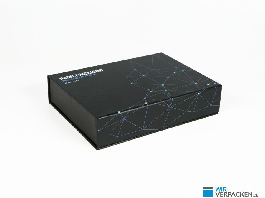 Standardbox in der Größe 180 x 130 x 35 mm