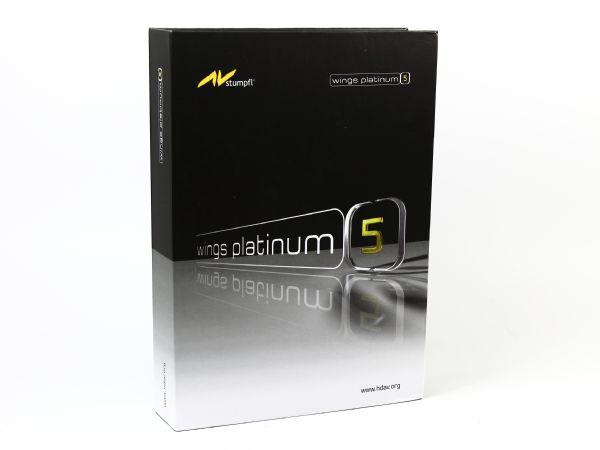 Klappbox in Buchform für Software mit Fotoaufdruck und Logo