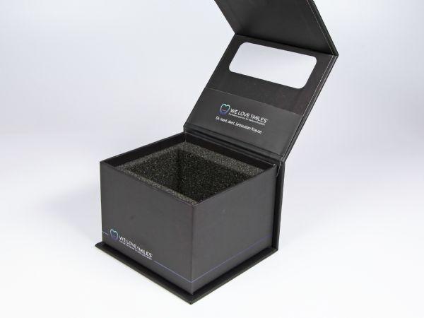 dental klappbox magnetverpackung digitaldruck verpackung