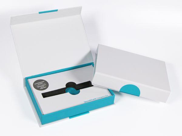 klappbox verpackung magnet geschenkverpackung