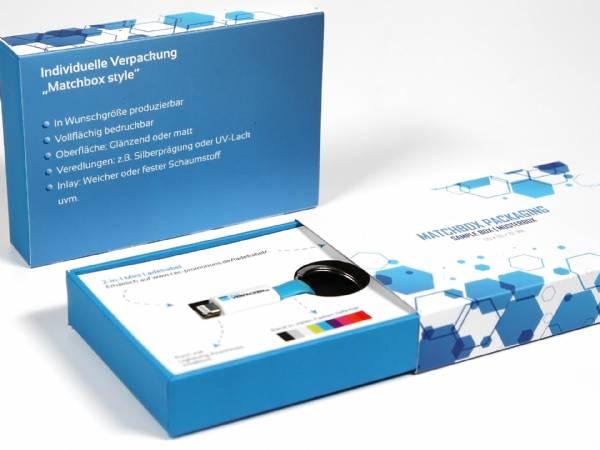 matchbox style packaging verpackung schiebeschachtel