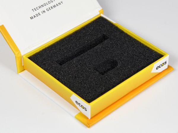 Schaumstoffinlay in schwarz