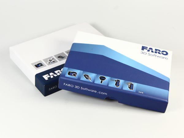 Stülpdeckelverpackung mit Digitaldruck und Eingriff