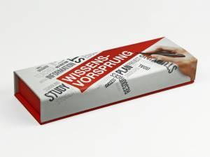box verpackung schachtel klappschachtel druck logo