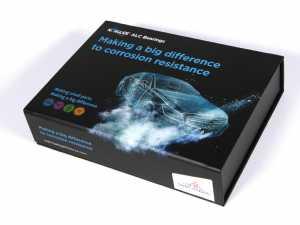 Magnetklappbox klassisch mit Digitaldruck