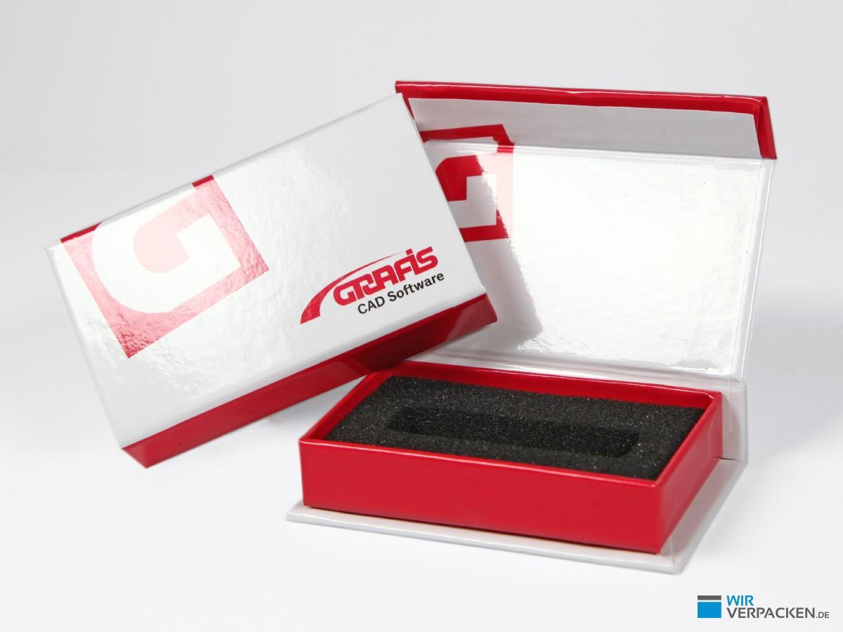 Bilder von Verpackung passend für Softwaredongles und USB-Sticks