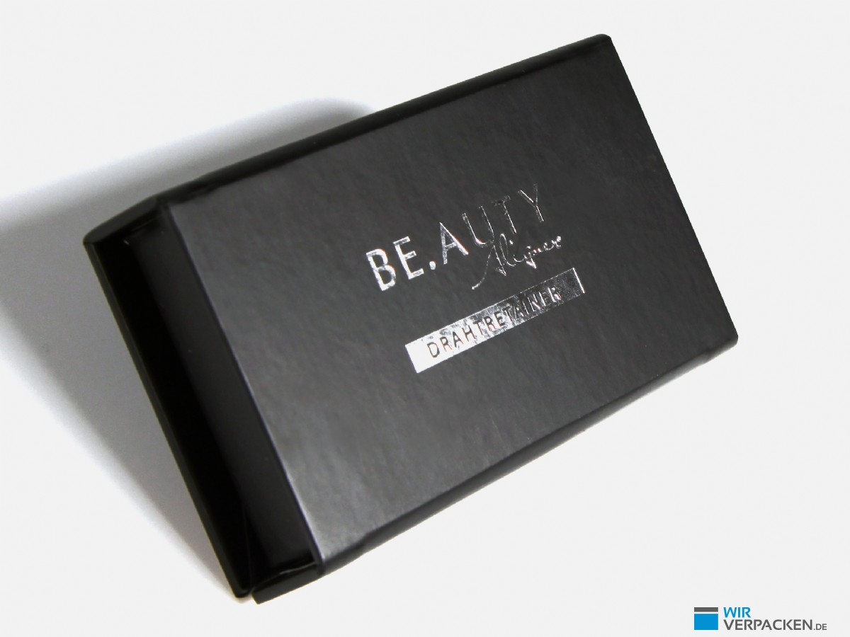 beauty aligner drahtretainer box